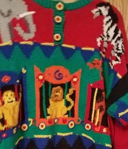 🌟⚡Belle Pointe Circus sweater